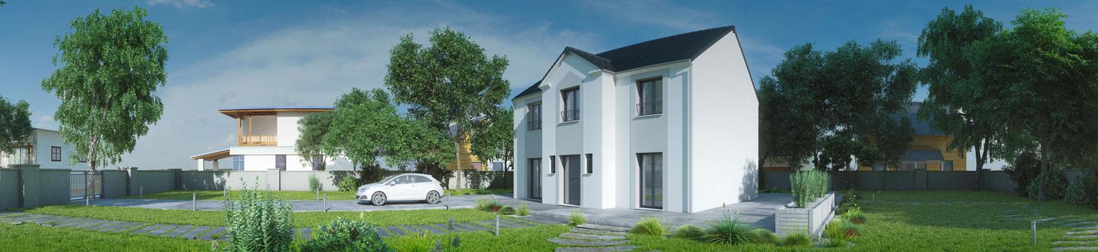 Maisons deal est un constructeur de maisons individuelles for Constructeur maison individuelle essonne