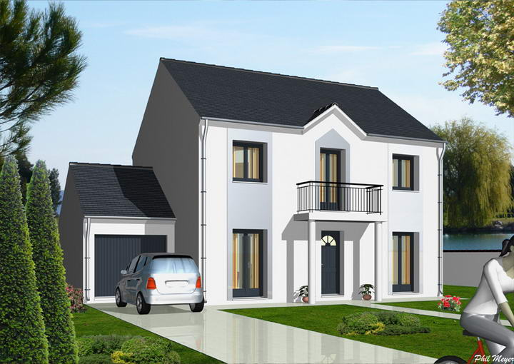 Modele chennevieres MaisonDeal