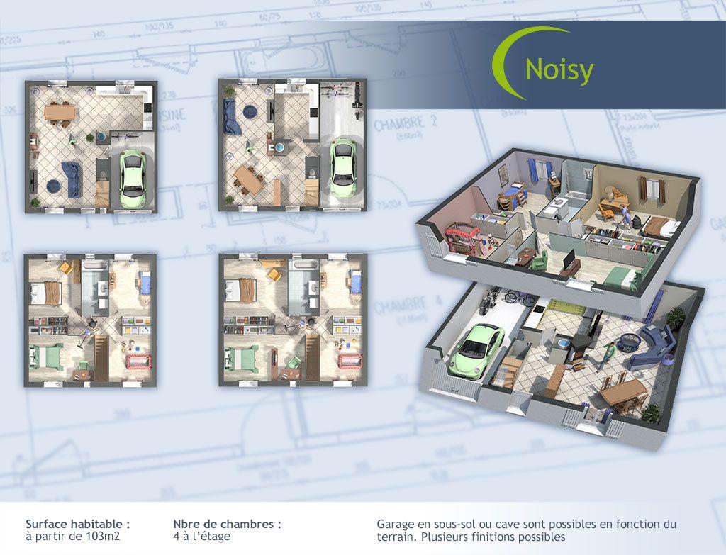Maisons d al est un constructeur de maisons individuelles for Constructeur maison seine et marne