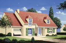 Modele chantilly Maison Deal